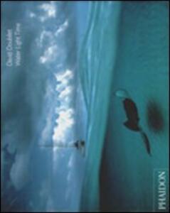 Acqua luce tempo - David Doubilet - copertina