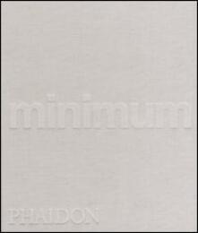 Minimum - John Pawson - copertina