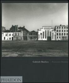 Gabriele Basilico - Francesco Bonami - copertina