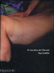 Il giardino del diavolo - Nan Goldin - copertina
