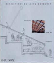 Renzo Piano Building Workshop. Opera completa. Vol. 2 - Peter Buchanan - copertina