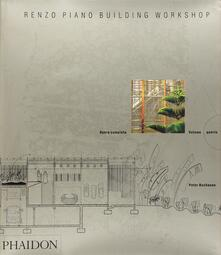 Renzo Piano Building Workshop. Opera completa. Vol. 4 - Peter Buchanan - copertina