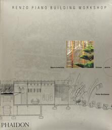 Renzo Piano Building Workshop. Opera completa. Vol. 4 - Peter Buchanan - copertina