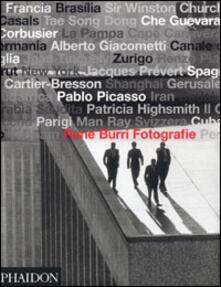 René Burri. Fotografia - Hans-Michael Koetzle - copertina