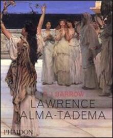 Alma Tadema - copertina