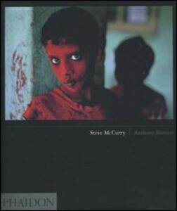 Steve McCurry. Ediz. italiana - Anthony Bannon - copertina