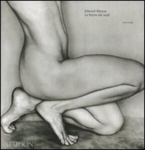 Edward Weston. La forma dei nudi