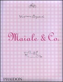 Maiale & Co. - Stéphane Reynaud - copertina