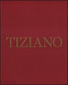 Tiziano - Peter Humfrey - copertina