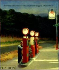 Il teatro del silenzio: l'arte di Edward Hopper - Walter Wells - copertina