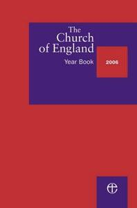Church of England Year Book - cover