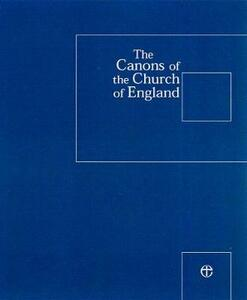 Canons of the Church of England 6th Edition 2008 Supplement - cover
