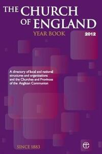 The Church of England Yearbook 2012 - cover