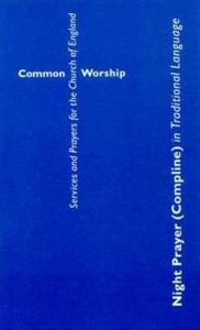 Common Worship - Church of England - cover