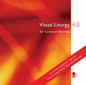 Visual Liturgy 4.0 for Common Worship - cover