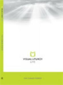 Visual Liturgy Live Additional Manual - cover