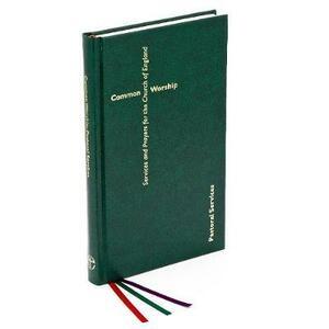 Common Worship: Second Edition - cover