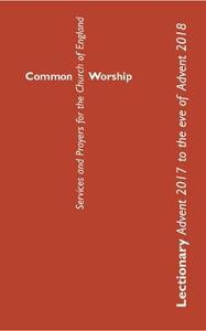 Common Worship Lectionary - cover