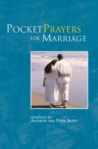 Pocket Prayers for Marriage - cover