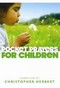 Pocket Prayers for Children - cover