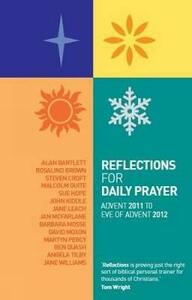 Reflections for Daily Prayer - Steven Croft,Christopher Herbert,et al. - cover