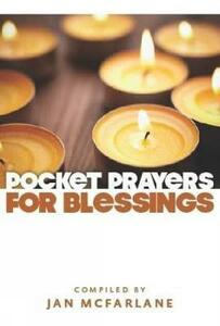 Pocket Prayers of Blessing - Jan McFarlane - cover