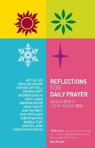 Reflections for Daily Prayer - Jeff Astley,Rosalind Brown,Stephen Cottrell - cover