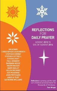 Reflections for Daily Prayer - Ian Adams,Christopher J. Cocksworth,Stephen Conway - cover