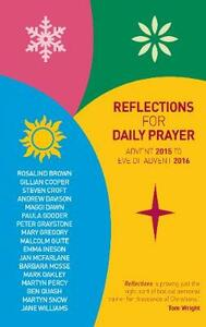 Reflections for Daily Prayer - Rosalind Brown,Gillian Cooper,Steven Croft - cover