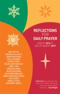 Reflections for Daily Prayer - Steven Croft,Joanna Collicutt,Paula Gooder - cover