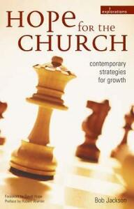 Hope for the Church: Contemporary Strategies for Growth - Bob Jackson - cover