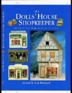 The Dolls' House Shopkeeper - Lionel Barnard,Ann Barnard - cover