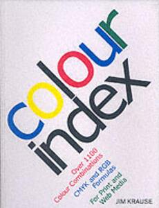 Colour Index - Jim Krause - cover