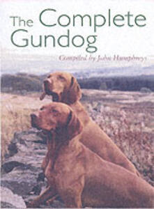 The Complete Gundog - cover