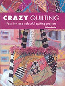 Crazy Quilting - Barbara Randle - cover