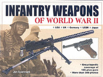 Infantry Weapons of World War II - Jan Suermondt - cover