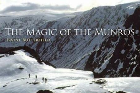 The Magic of the Munros - Irvine Butterfield - cover