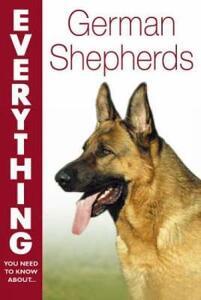 German Shepherds - Joan Hustace Walker - cover