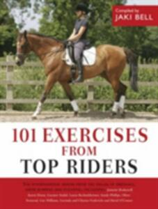 101 Exercises from Top Riders - Jaki Bell - cover