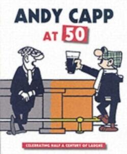 Andy Capp at 50: Celebrating Half a Century of Laughs - cover