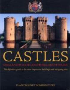 Castles - Plantagenet Somerset Fry - cover
