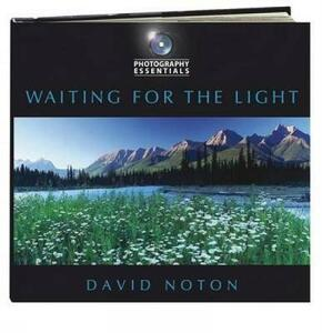Photography Essentials: Waiting for the Light - David Noton - cover