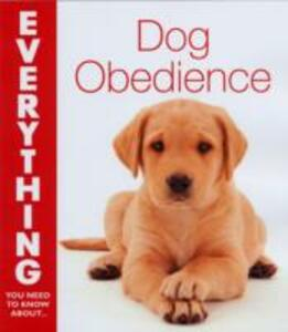Dog Obedience - Jennifer Bridwell - cover