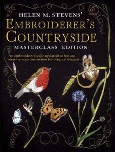 Helen M. Stevens' Embroiderer's Countryside - Helen M. Stevens - cover