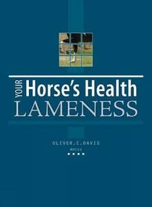 Your Horses Health Lameness - Oliver Davis - cover