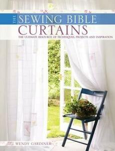Curtains: The Ultimate Resource of Techniques, Designs and Inspiration - Wendy Gardiner - cover