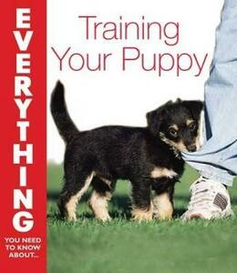 Training Your Puppy - Carlo DeVito,Amy Ammen - cover
