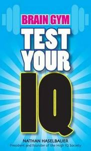 Test Your IQ - Nathan Haselbauer - cover