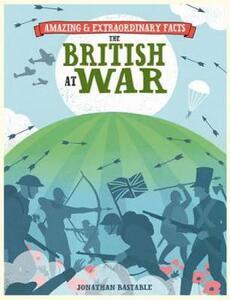 The British at War - Jonathan Bastable - cover