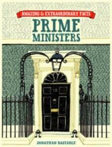 British Prime Ministers - Jonathan Bastable - cover